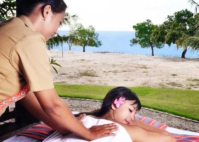 Seaside Spa